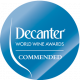 Recomendado, añada 2.011, Decanter Wine Awards 2.012, Reino Unido