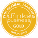 "Medalla de Oro, añada 2015, ""Rioja Masters 2019"" The Drinks Business"